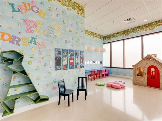 Magic Village Resort - children's play room