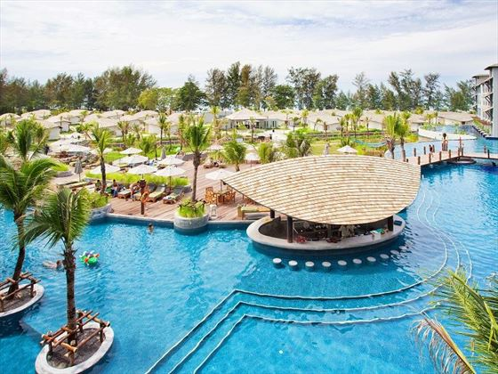 Mai Khao Lak Beach Resort & Spa main pool