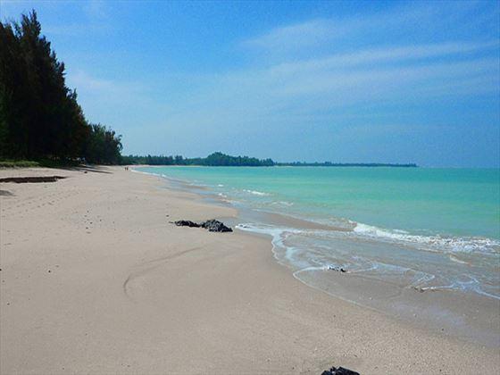 Mai Khaolak Beach Resort & Spa view