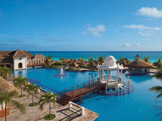 Main pool at Now Sapphire Riviera Cancun