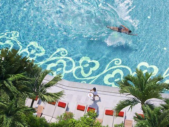 The Pool at Mandarin Oriental, Bangkok
