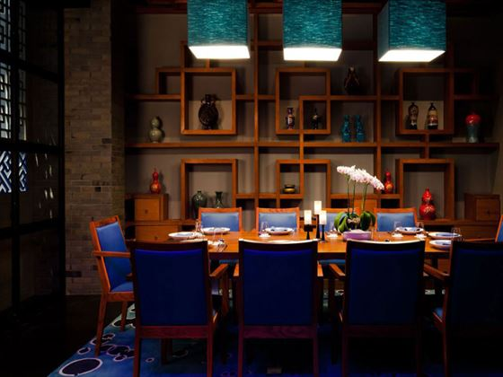 Mandopop restaurant at Oriental Residence