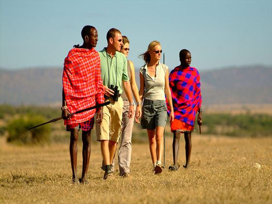 Mara Porini guided walks