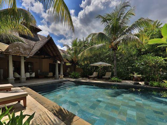 Maradiva Presidential Suite Pool Villa exterior