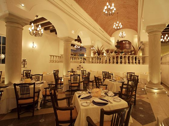 Maria Marie restaurant at The Royal Cancun