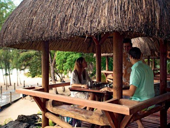 Masala restaurant at Ambre Resort & Spa