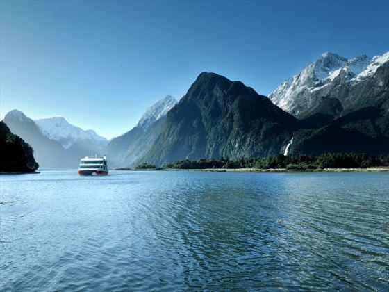 Cruises on Milford Sound