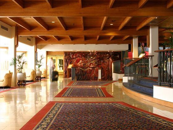 Millennium Hotel lobby