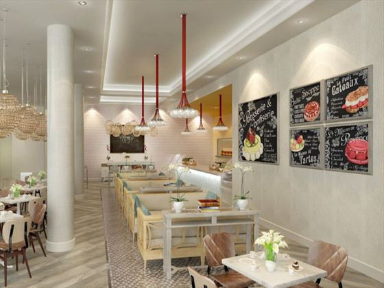 Moon Palace Jamaica Grande cafe (Artist impression)