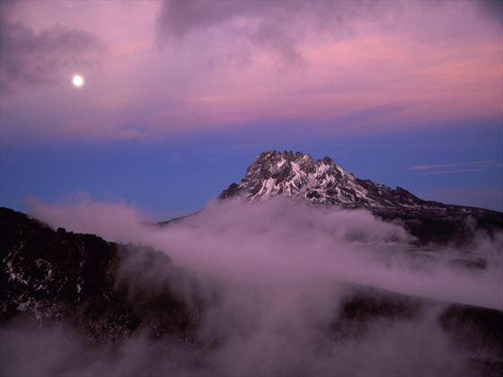 Mount Mawenzi, Tanzania
