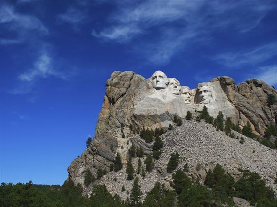 Mount Rushmore, Rapid City