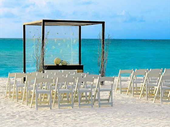 Your Classic wedding venue, Moon Palace Jamaica Grande