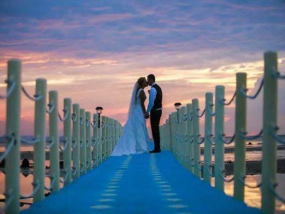 Beautiful weddings at Mai Samui