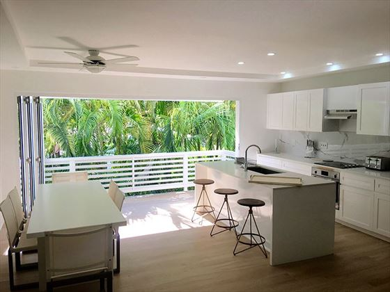 Three Bedroom Apartment at Mullins Grove