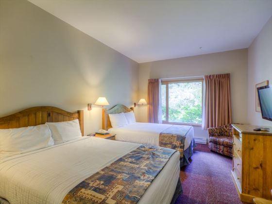 Nancy Greene's Cahilty Hotel, Traditional Lodge Room