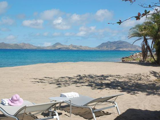 Nevis beach at Montpelier Plantation Resort