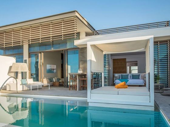 Nikki Beach Resort & Spa Beach Villa