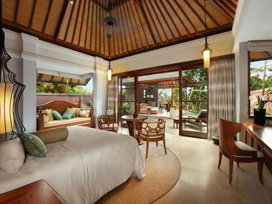Pool Villa at Hilton Bali Resort
