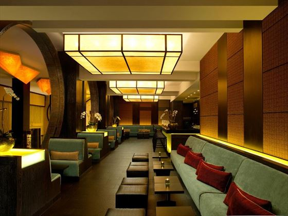 Nobu lounge at One&Only Cape Town