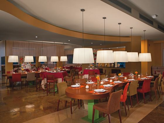 Capers Restaurant at Now Garden Punta Cana