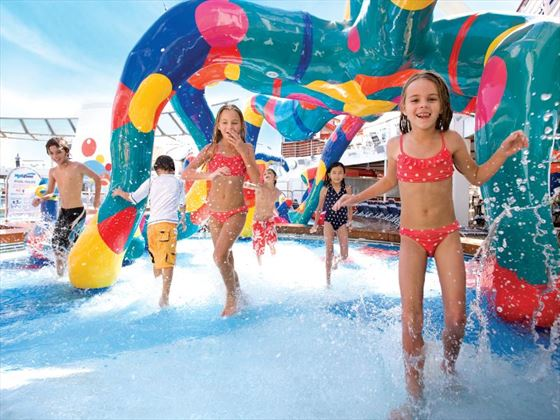 H20 Zone kids waterpark