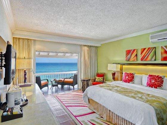 Oceanfront Room at Tamarind by Elegant Hotels