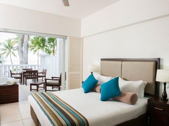 Ocean Spa Room