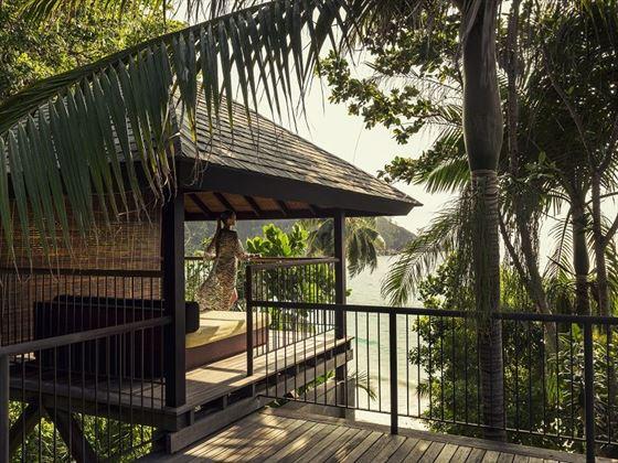 Ocean View Villa Daybed