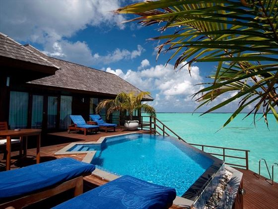Olhuveli Beach & Spa Resort Presidential Villa