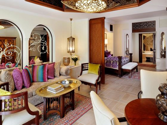 Junior Suite at One&Only Royal Mirage Residence & Spa