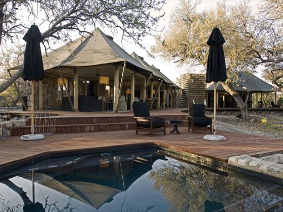 Onguma Tented Camp accommodation