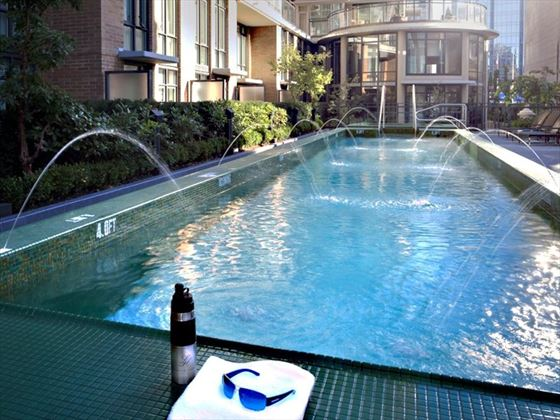 L'Hermitage Outdoor Pool