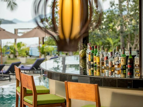 Wet Bar at Outrigger Koh Samui