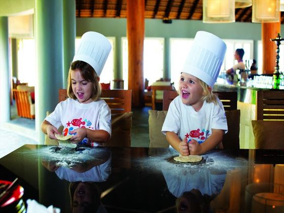 Outrigger Mauritius Resort kids club