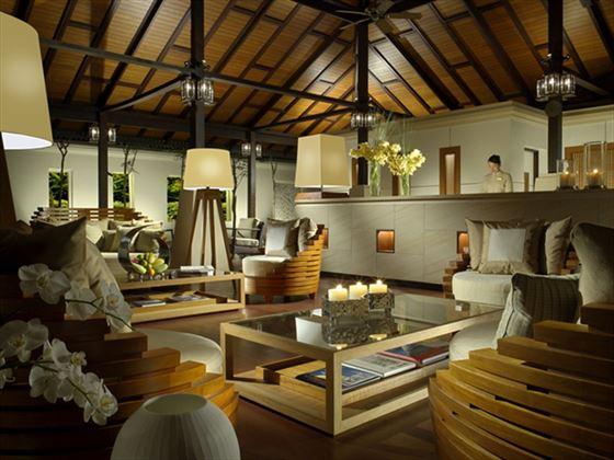 Pangkor Laut Resort reception area