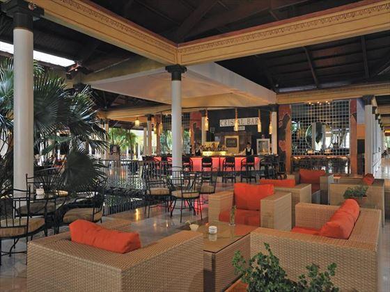 Paradisus Varadero lobby area