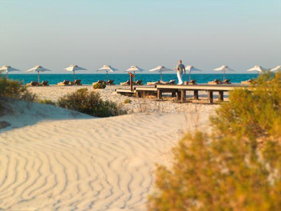 Park Hyatt Abu Dhabi Hotel & Villas beach