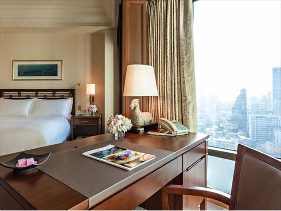 Deluxe Room, The Peninsula, Bangkok