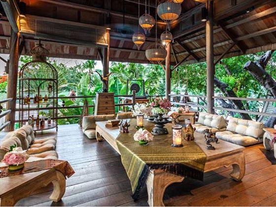 Thai Lounge at The Peninsula, Bangkok