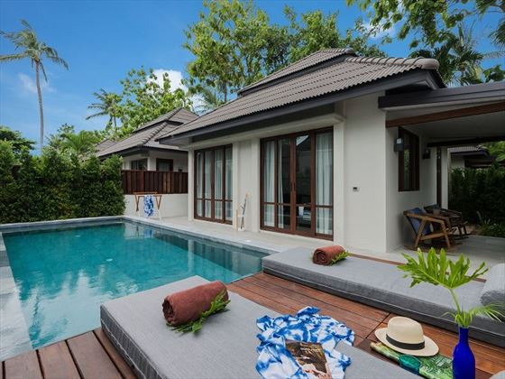 Sea Breeze Pool Villa