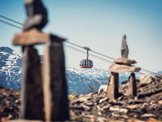 Peak2Peak gondola, Whistler