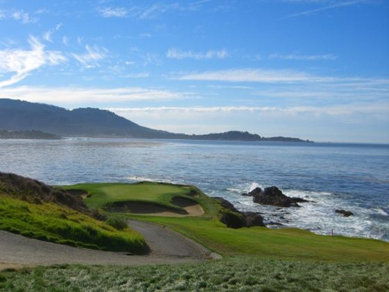 Pebble Beach Golf Course, Monterey