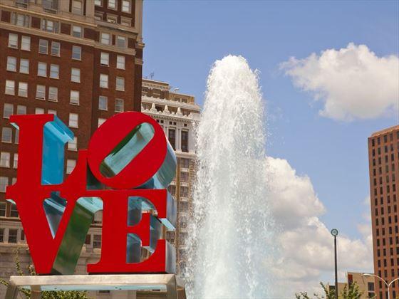 Philadelphia's Love Park