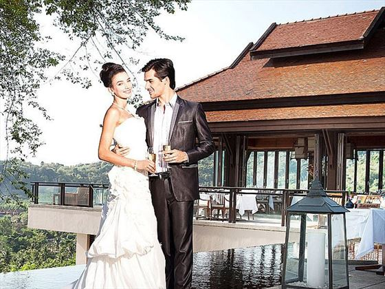 Wedding celebrations at Pimalai Resort & Spa