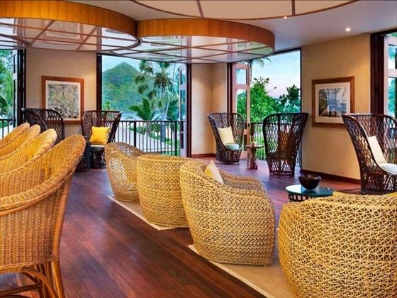 Planters Bar at Kempinski Seychelles Resort