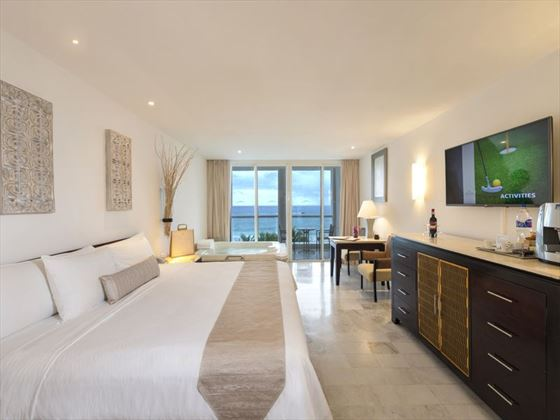 Concierge Level Bedroom