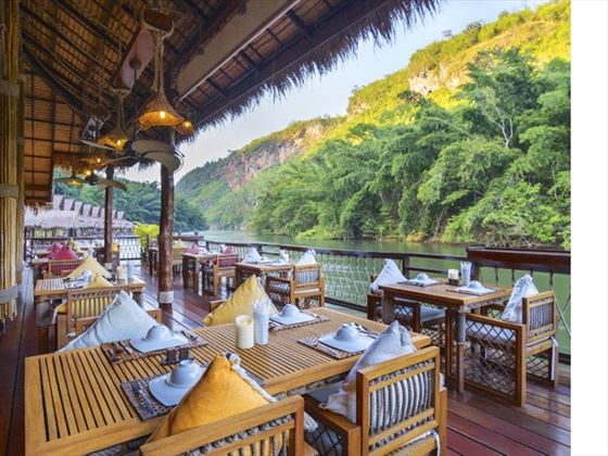 Overnight at The Float House River Kwai, Bangkok, Book Now