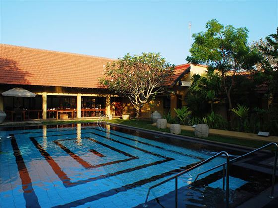 Pool at Jetwing Ayurveda Pavilions