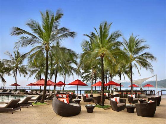 Pool bar at Amari Phuket