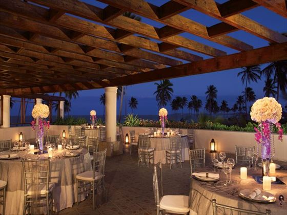 Portofino restaurant at Dreams Punta Cana